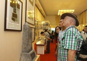 Exposition sur Hoàng Sa et Truong Sa à Hô Chi Minh-Ville