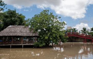 Delta du Mékong à Vinh Sang