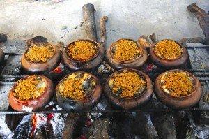 Carpe au caramel d'un village de Dai Hoàng