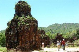 Dix années de préservation du patrimoine mondial de My Son Hoi An Quang Nam: C'est en 2003 que fut lancé le projet de préservation du sanctuaire de My Son,
