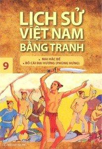 Écrire l'ensemble de l'Histoire vietnam