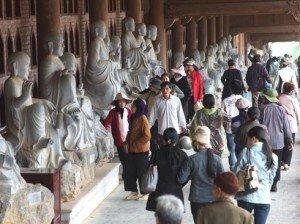 La fête de la pagode Bai Dinh