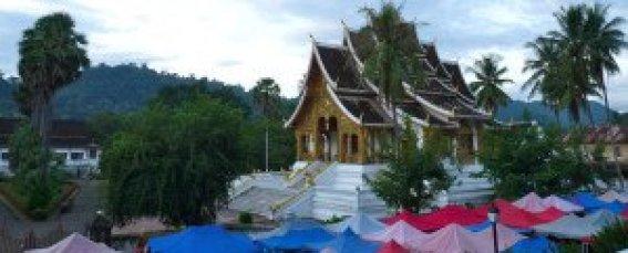 Ancien Palais Royal -Luang Prabang et ses alentours