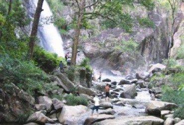 La cascade de Tà Gu Khanh Hoa