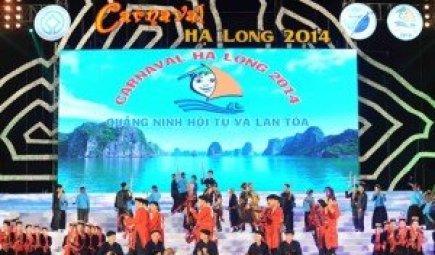 Le carnaval de Ha Long