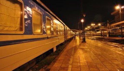 Train de Nuit Vietnam