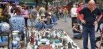 Au cœur de Hanoï avec foire d'antiquités