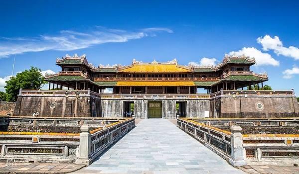 Porte Ngo Mon à Hue