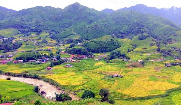 Visite village de Lao Chai Sapa