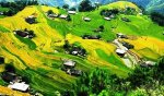 Visite Hoang Su Phi à Ha Giang