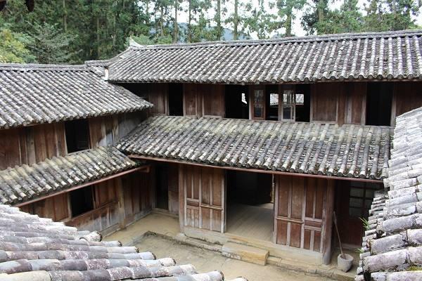 Résidence de la famille Vuong à Ha Giang