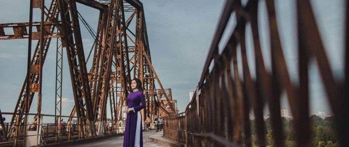 pont long bien - témoigne de Hanoi