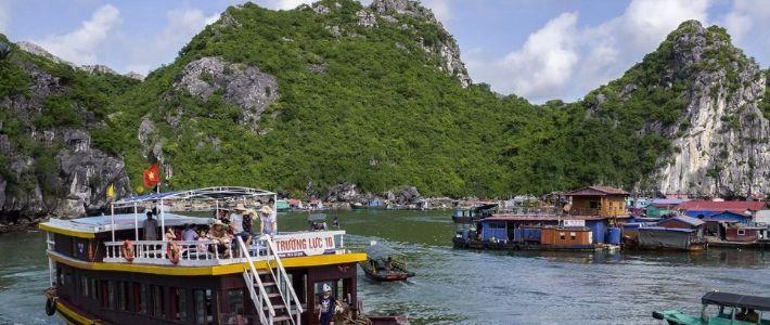 Visite la baie Lan Ha