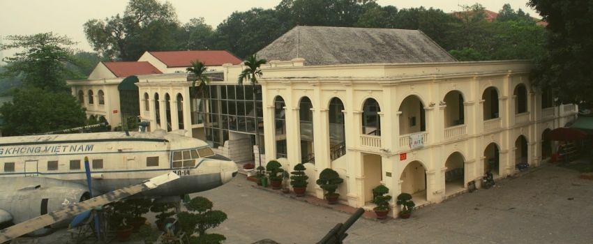 Musée d'histoire militaire du Vietnam Hanoi