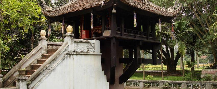 Pagode à un pilier Hanoi - Complexe Ho Chi Minh