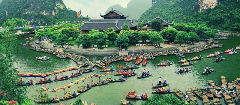 Ninh Binh - Voyage en couple au Vietnam