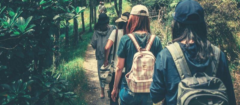 vacances entre amis au Vietnam