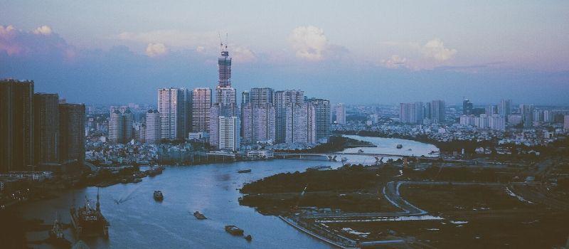 La ville Saigon - circuit au Vietnam authentique