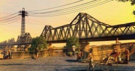 Pont Paul Doumer Hanoi