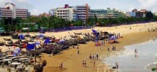 Plage Sam Son Thanh Hoa