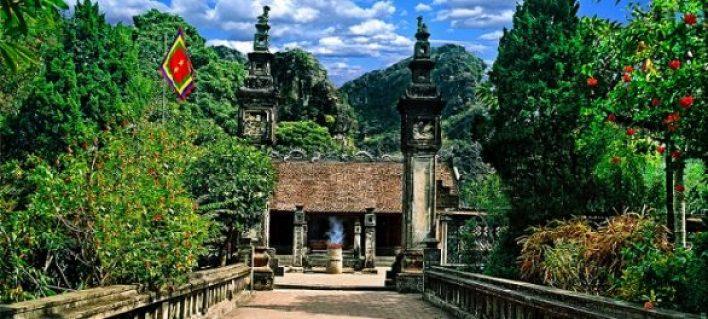 Ancienne Capitale Hoa Lu Ninh Binh
