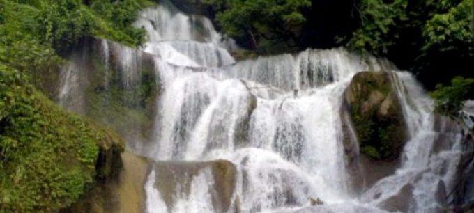 La cascade Huou de la Réserve Pù Luông à Thanh Hoa