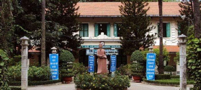 Lycée Nguyên Thi Minh Khai