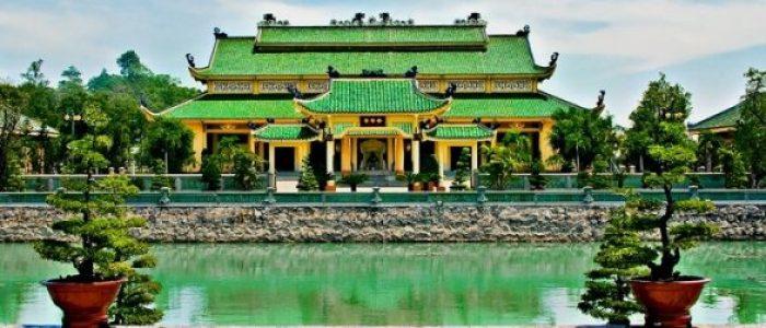 Temple de la Littérature Tran Bien à Dong Nai