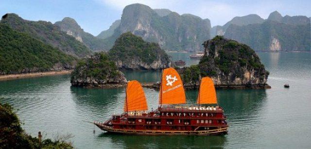 La baie de Hạ Long