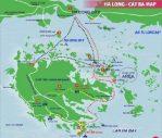 Baie d'Halong - croisiere sur jonque Halong
