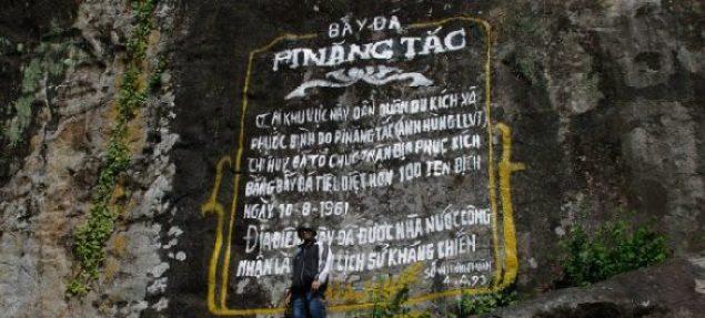 Le site de Pinang Tac à Ninh Thuan