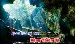 La grotte Thiên Hà grotte galaxie nichée à Ninh Binh