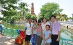 La plus ancienne pagode Trân Quôc à Hanoï