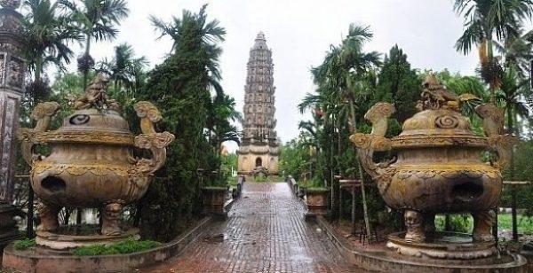 Village de Hành Thiên Nam Dinh