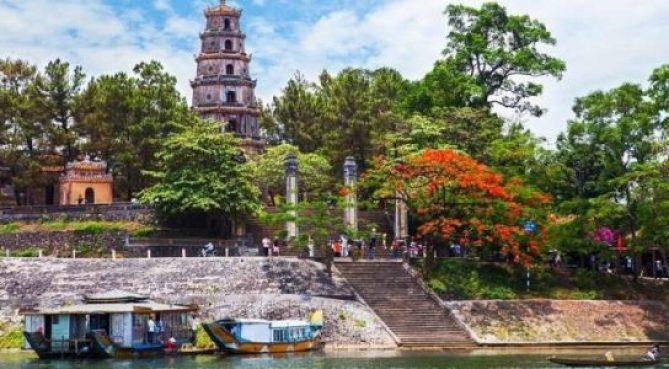 Ville de Hue et ses sites les plus célèbres