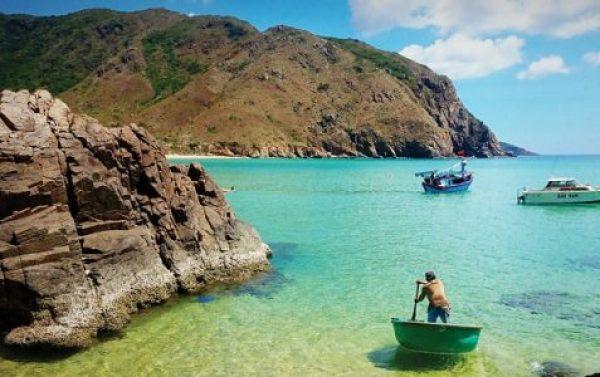 Vacances a la plage de Qui Nhon