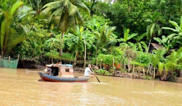 Visite delta Mekong authentique