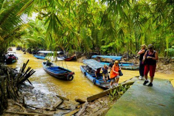 Guide de Voyage à Ben Tre au Vietnam