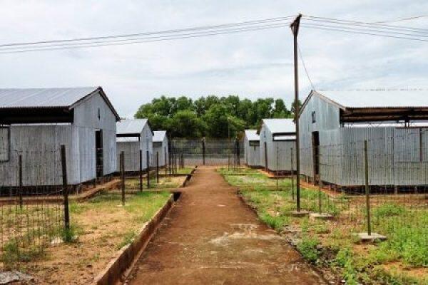 la prison de Phu Quoc