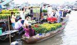 Voyager au delta du mekong
