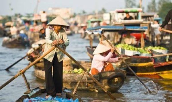 Voyage Sud Vietnam