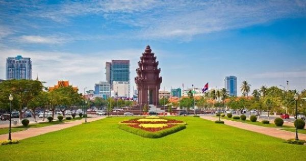 Phnom Penh, Cambodge