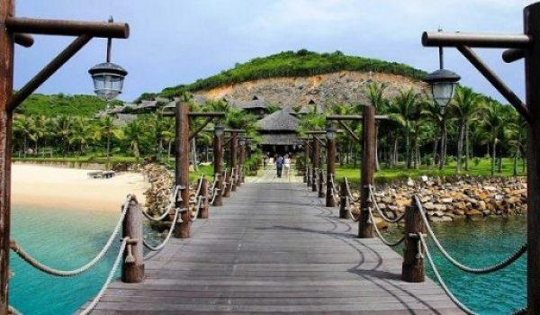 Visite centre touristique Hon Tam