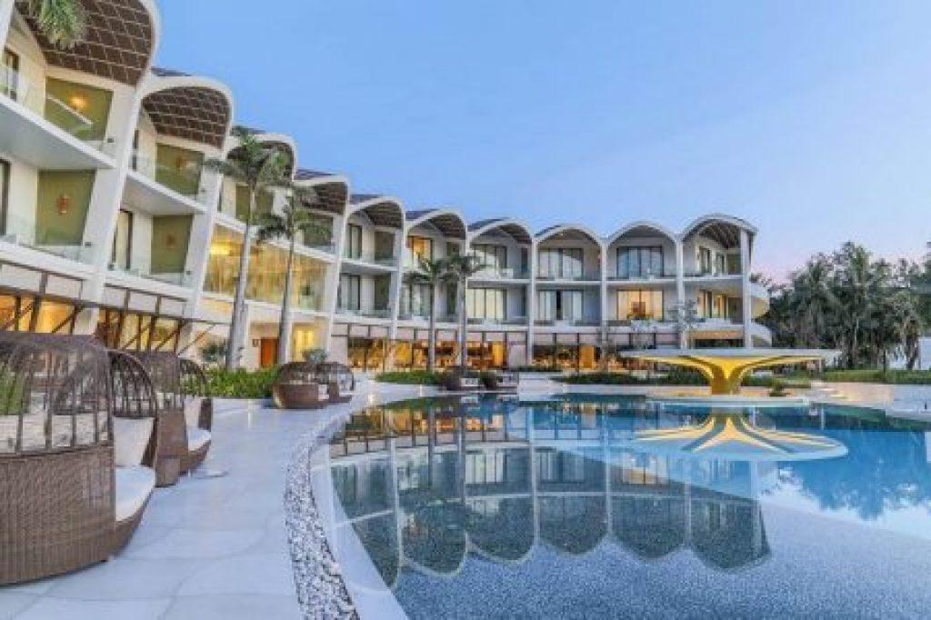 Shells resort and spa Phu Quoc Vietnam