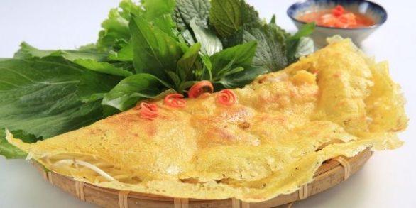 banh xeo - plat vietnamien plus populaire
