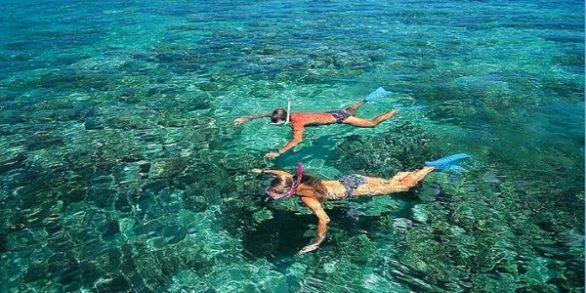 Plongé sur l'ile Cu Lao Cham