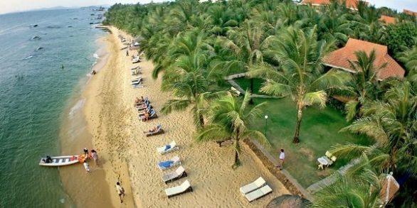 belles plages à Vung Tau