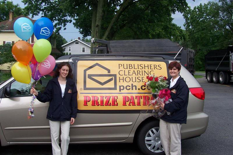 Activate Your Publishers Clearing House Account To Pay Bill Online