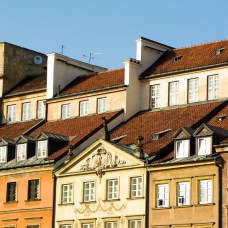During our tours we will see interesting architectonic solutions of the Old Town houses.