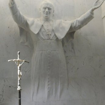 Picture of John Paul II monument
